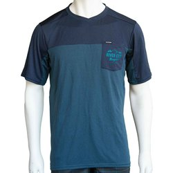 River City Bicycles Dakine Pocket MTB Jersey - Slate Blue