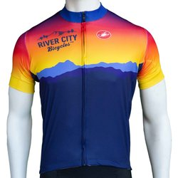 River City Bicycles Castelli Sunrise Jersey