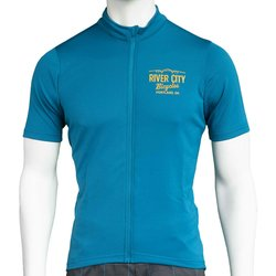 Anthm Collective RCB PDX Saltzman Wool SS Jersey - Teal