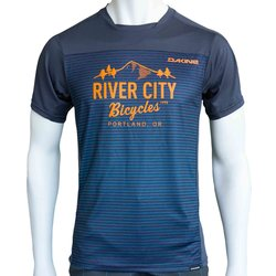River City Bicycles Dakine Syncline MTB Jersey - Stripe