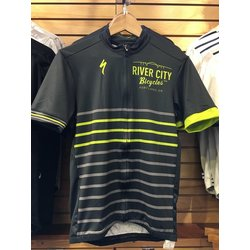River City Bicycles RCB/Specialized Green Comp Jersey