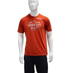 River City Bicycles TLD Skyline Jersey, Short Sleeve