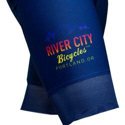 River City Bicycles Castelli RCB Sunrise Team Bib X2