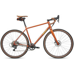 Specialized Sequoia MERZ SE, Gloss Valencia Orange / Gallardo Orange / Gunmetal