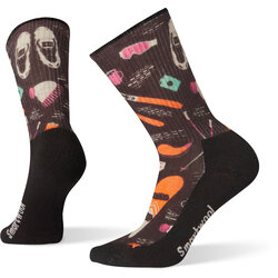 Smartwool Women's Hike Light Hut Trip Print Crew Sock