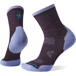 Smartwool Women's PhD Run Cold Weather Mid Crew Socks