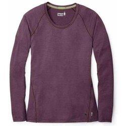 Smartwool Women's Merino 150 Long Sleeve Base Layer Top - Bordeaux