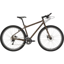 Surly Ogre 10 Speed, Rover Brown