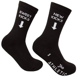The Athletic Community New Kicks Sweet Kicks Socks