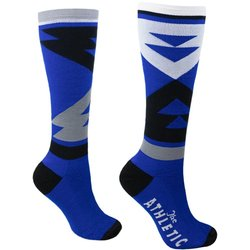 The Athletic Community Quilt Tall Wool Sock