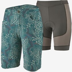 Patagonia Women's Dirt Craft Bike Shorts - Swift Feathers