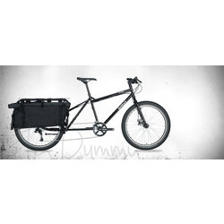 Surly Big Dummy, Black, S/16