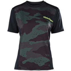 Troy Lee Designs Skyline Women's SS Jersey - Camo