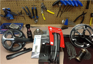 Bike Repair & Maintenance at Clermont Bicycles