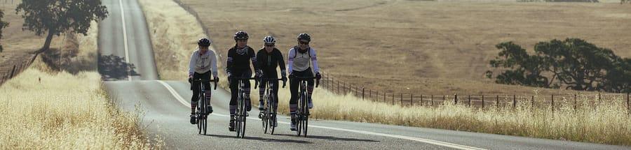 group road bike ride