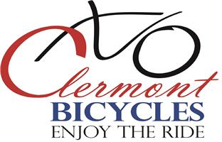 Clermont Bicycles logo, link to home page