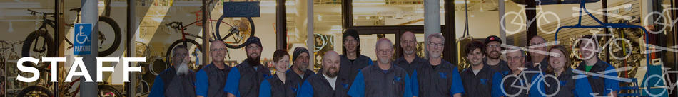 Staff at Tonka Cycle and Ski