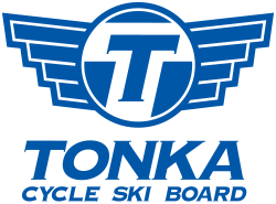 Tonka Cycle & Ski Logo