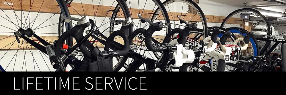 Lifetime Service - 9W Bike Shop