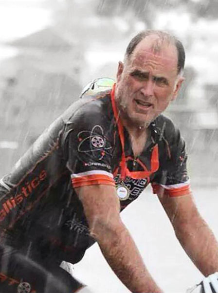Tom Hewitt - Owner and 20+ year avid road cyclist