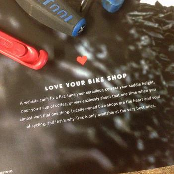 Love Your Bike Shop