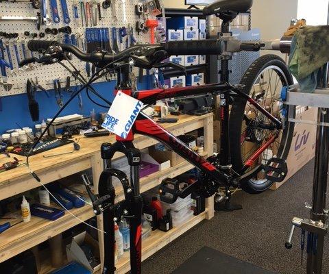 Bike Repair Services - Bangor
