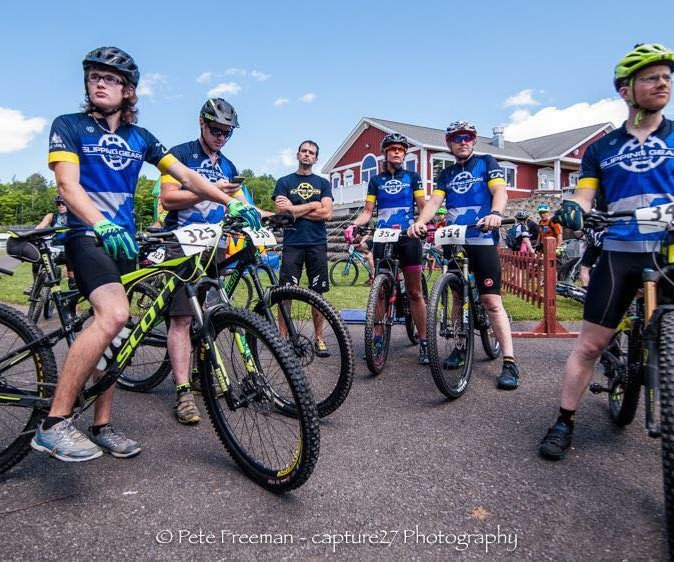 We're Involved In The Local Cycling Community