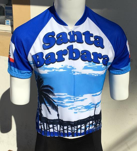 Hazard's Cyclesport Santa Barbara Jersey