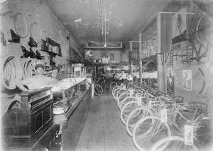 Since 1914 - Hazards knows bicycles