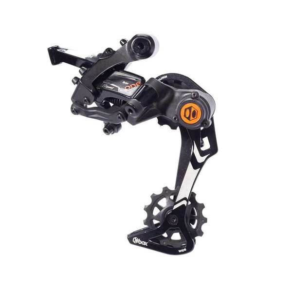 BOX One Rear Derailleur, 11 Speed | Wide Cage (For 11-46t Cassette) | Black