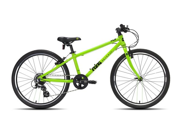 "Frog Bikes Frog 62 (24"" Wheel) Color: Green"