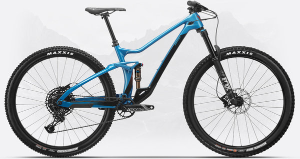 Devinci 2020 Django Carbon 29 | NX | 12 Speed