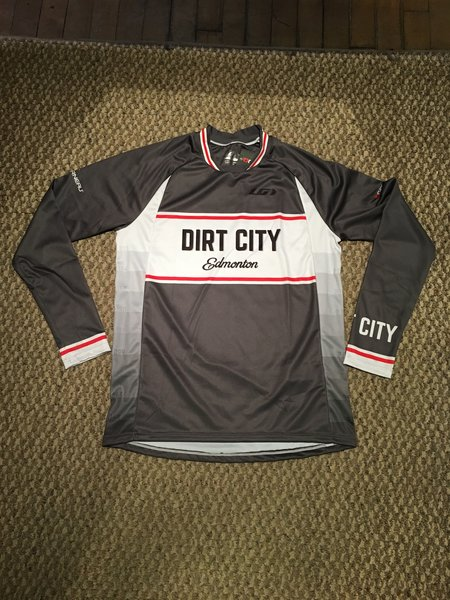 Dirt City MTN Bike Jersey