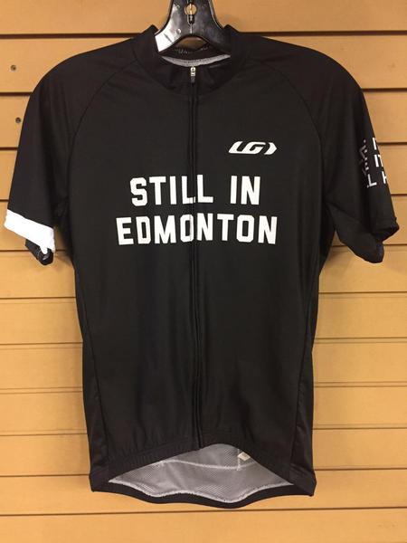 Louis Garneau Still In Edmonton Jersey