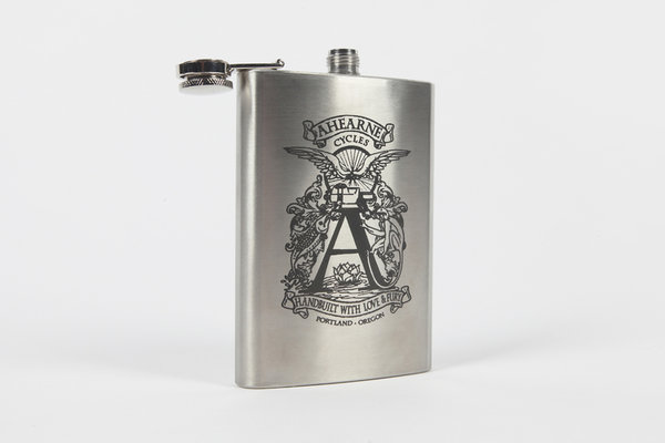 Ahearne Cycles Stainless | 6oz