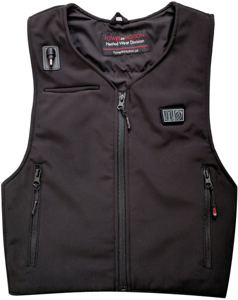 Power in Motion Heated Vest