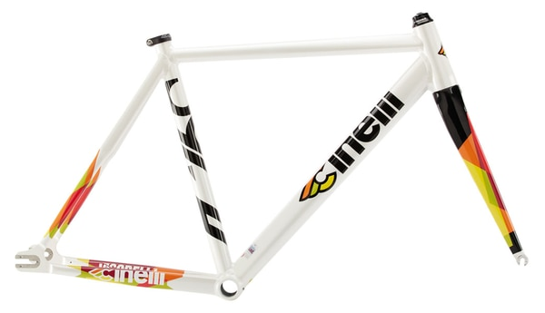 Cinelli Vigorelli Team White Frameset