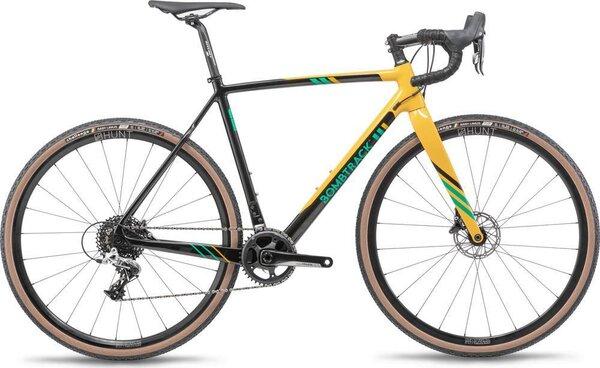Bombtrack Bicycle Company Tension 3   54   Black   Orange