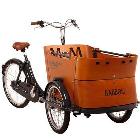 Babboe Curve Cargo Bike