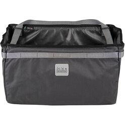 Brompton Borough Roll Top Bag Large in Dark Grey