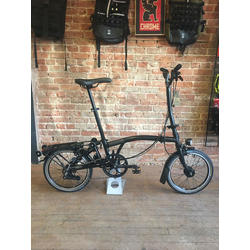 Brompton Black Edition H-Type | Black
