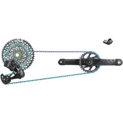 SRAM XX1 AXS Group | 170mm Crank | Boost | 34 T