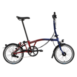 Brompton Nine Streets Edition | H Type