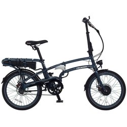 Pedego Latch | Black w/ Black Rims | 36v 15aH