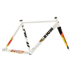Cinelli Vigorelli Team White Frameset