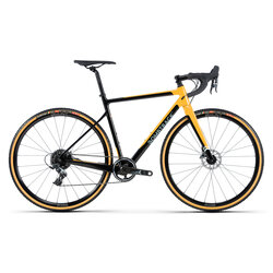 Bombtrack Bicycle Company Tension 3 | 52 | Black | Orange