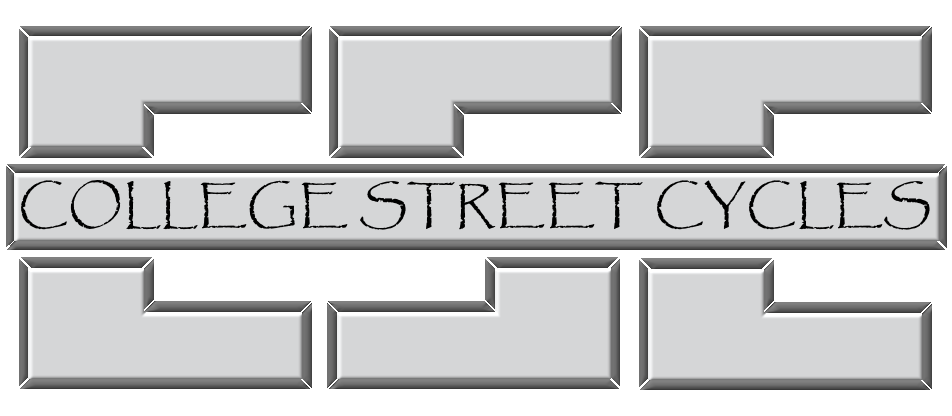 College Street Cycles Logo