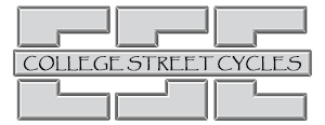 College Street Cycles Home Page