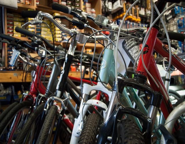 Bike Rentals at College Street Cycles