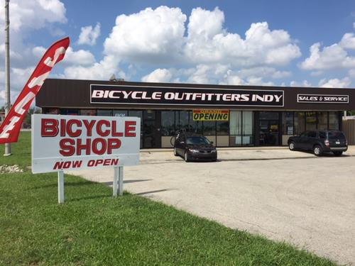 Bicycle Outfitters Indy